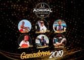 Los Premios Admiral al Deporte Español 2019 ya tienen ganadores