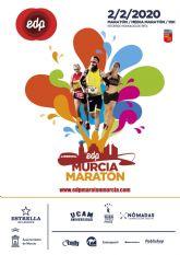 El 2 de febrero, Murcia se cita con el Maratón