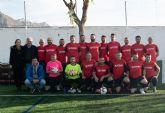 ECONEX patrocina el nuevo equipo de fútbol Santomera Veteranos