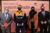 Los premios del voluntariado reconocen la labor solidaria de Protección Civil de Cieza