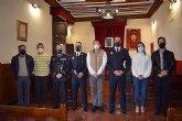 Esús Celdrán Sánchez y Pedro López Márquez toman posesión del cargo de nuevos subinspectores de la Policía Local