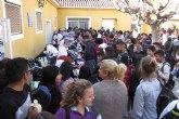 Alumnos del Aula Ocupacional realizan una visita de al IES Prado Mayor