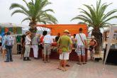 Mañana sábado vuelve el mercado artesano a Puerto de Mazarrón