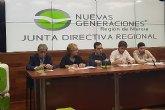 El totanero Daniel José Rodríguez nombrado Secretario de Asociacionismo en la nueva Junta Directiva de NNGG Región de Murcia