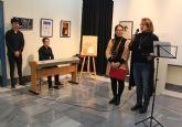 Eduardo Flores, 'una visión del mundo a través de su poesía'  en San Pedro del Pinatar