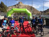 El Club Totana Triathlón participó en Archena en el Campeonato Regional Duatlón por Equipos