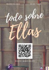 """ROSALÍA'S WOMEN GALERY """"Todo sobre Ellas"""""""