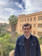 Un alumno del IES Francisco Ros Giner de Lorca premiado en la XXIV Edición del 'Certamen José Ramón Gargallo' de traducción y composición