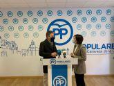 El PP de Caravaca pide al Gobierno de la Nación que planifique un calendario de vacunación en la lucha contra la COVID-19 que tenga en cuenta a todos los sectores de la población
