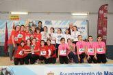 200 niños de toda la región compiten en la final de Deporte Escolar
