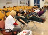El Ayuntamiento de  Puerto Lumbreras convoca una extracción se sangre extraordinaria para aumentar las reservas en la Región de Murcia