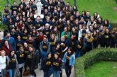 La UCAM da la bienvenida a sus alumnos internacionales del segundo semestre