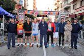 Antonio Martínez y Mercedes Merino, imperiales en Alcantarilla, logran el triunfo de la IV Carrera Popular Base Aérea de Alcantarilla, en la distancia de 14 km