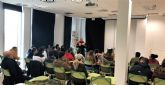 Protección Civil de Torre Pacheco imparte formación en primeros auxilios a alumnos del Instituto Gerardo Molina