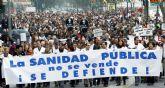 Ganar Totana IU elevará al pleno una moción en apoyo a las reivindicaciones de '`Marea Blanca'