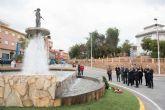 Autoridades y vecinos recuerdan a las v�ctimas de los accidentes mineros
