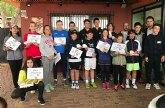 """Finaliza el XVIII Open Promesas de Tenis """"Ciudad de Totana"""""""
