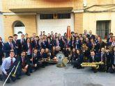 La Agrupacion Musical Sauces de Cartagena se hace con el primer premio del VII Festival Regional de Bandas Ciudad de Cieza