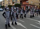 El Carnaval torreño concluye con un novedoso desfile infantil con más de 600 participantes