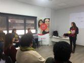 Mujeres emprendedoras de Puerto Lumbreras participan en la GIRA Coca-Cola