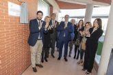 López Miras: 'Mejorar la atención a quienes sufren problemas de salud mental es prioritario para este gobierno centrado en las personas'