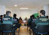 La Guardia Civil forma a las Polic�as Locales de Santomera y Alhama de Murcia en materia de Violencia de G�nero