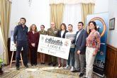 El Cross de la Artillería entrega el cheque solidario a la Asociación Española Contra el Cáncer