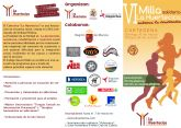 Ya está abierta la inscripción para la VI Milla Solidaria La Huertecica