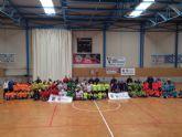 11 centros educativos y más de 150 escolares participaron en 'Jugando al Atletismo', benjamín en Roldán