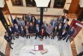 Toma de posesión de docentes de la Universidad de Murcia 19/02/2020