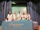 La ciencia divierte a niños hospitalizados