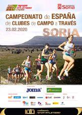 Soria, sede del Nacional de Cross por Clubes