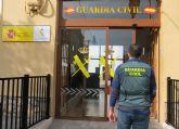 La Guardia Civil detiene a los dos presuntos autores de un cuantioso robo en una vivienda de Totana