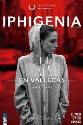 María Hervás protagoniza IPHIGENIA EN VALLECAS el jueves 20 de febrero en el Teatro Villa de Molina