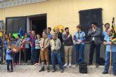 El director general de Juventud celebra con los scouts los 25 años de la cesi�n de la casa forestal de La Muela