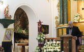 La Virgen de los Dolores ilustra el cartel de la Semana Santa de Puerto Lumbreras