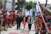 Visitación Martínez anima a los más jóvenes a vivir la Semana Santa y reivindicar la tradición cristiana