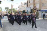 Éxito de público en el Encuentro de Bandas de Tambores y Cornetas en Puerto Lumbreras
