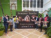 Ayuntamiento y Cofradías de Puerto Lumbreras coordinan una programación para vivir una Semana Santa acorde con la situación sanitaria