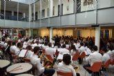 Concierto benéfico de las Bandas de Música de Mazarrón y Chirivel