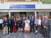 Un stand proyecta el potencial turístico de la Bahía de Mazarrón en la III muestra regional