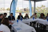 La Comunidad lanza una campaña dirigida a escolares para impulsar la actividad náutica en el Mar Menor