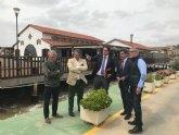 Fomento anuncia la exposición pública del estudio de viabilidad del puerto de Los Alcázares como primer paso para la nueva concesión