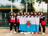 El Club de Rítmica Al-kazar parte para el Nacional de Guadalajara en busca de metales