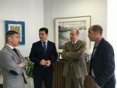 El presidente de la Estación Náutica traslada al alcalde sus inquietudes en materia de turismo náutico y promoción del Mar Menor