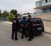 La Policía Local de Torre Pacheco detiene a tres personas por incumplir las medidas de restricción del estado de alarma