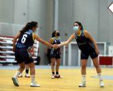 El baloncesto femenino consolida el liderazgo de Molina Basket