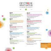 Los Centros de Visitantes retoman su agenda de ocio con diez nuevas actividades