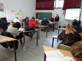 Los alumnos del PMEF 'Atención Sociosanitaria a Personas Dependientes en Instituciones Sociales' complementan su formación con un Curso de Gerontología