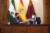 Región de Murcia y Andalucía unen fuerzas en defensa del trasvase Tajo-Segura y de los dos millones y medio de personas a los que abastece